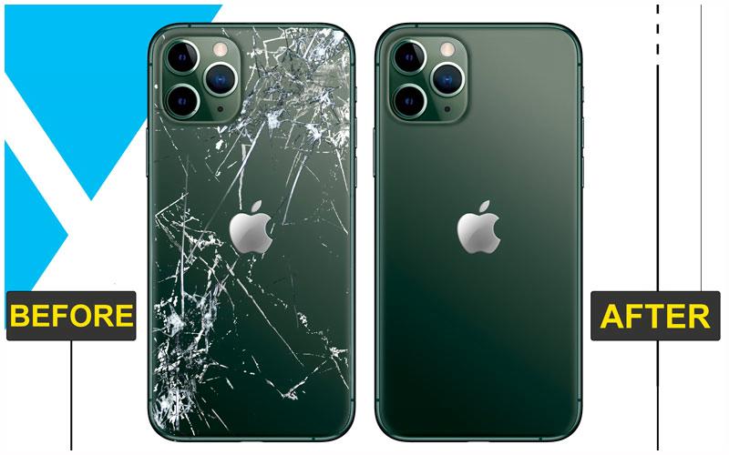 saralfix iPhone Back Glass Repair
