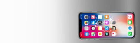 Doorstep iPhone screen replacement